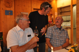 Wine&Dine auf dem Älpli