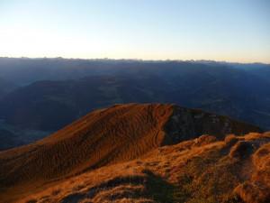 Vilan zum Sonnenaufgang