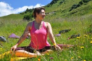 Yoga auf dem Älpli mit Chantal Oettli
