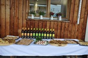 Wine&Dine 2017 Apéro vom Team Luzia Bernhard