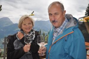 Wine&Dine 2017 präsidiale Grüsse