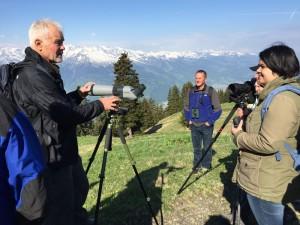 Vogelexkursion mit Christoph Meier 18.5.2017