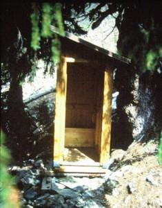 Altes WC 1990