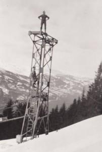 Bahnbau 1940