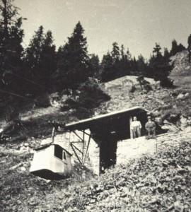 Bergstation 1945