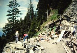 Bergstation 1981