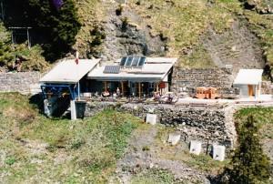 Bergstation 1998