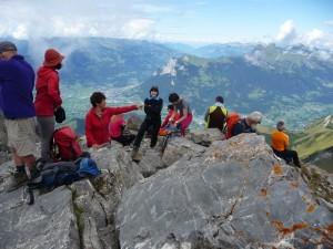 Falkniswanderung mit Werner Forrer (