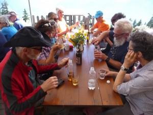 Falkniswanderung mit Werner Forrer