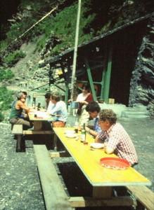 Kiosk Bergstation 1984