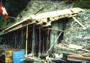 Schgutzdach 1986