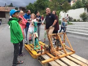 Älplibahn-Friitigstreff, 24. August 2018