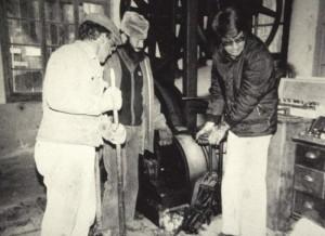 alte Talstation 1981